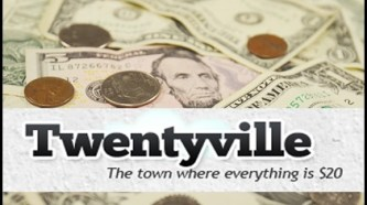 Make money up to $20 on Twentyville