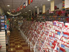 christmas cards shop
