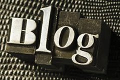 Blogging online business
