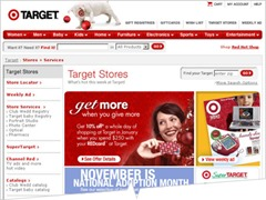 Target.com best online shopping website