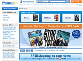 Walmart.com best online shopping website