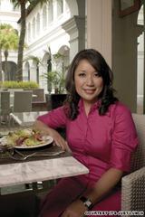Anisa Hassan Singaporian Entrepreneur