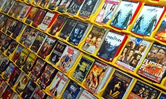 Video rental shop worst business tostart as your own