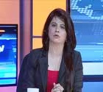 Anita Sharma Bisht Indian Anchor