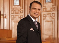Rajat Sharma Popular Indian Anchor