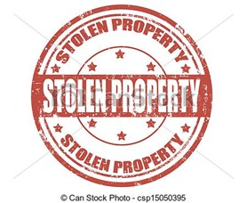 Selling Stolen Goods forbidden way to earn in Islam