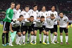 Germany football team that may win FIFA