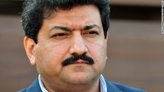 Hamid Mir top Pakistani journalist