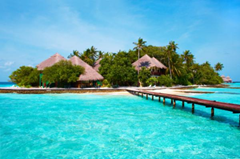 Maldives city to spend vacations on