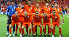 Netherlands football team that may win FIFA