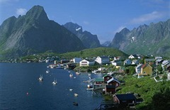 Norway richest country