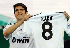 Initial Interests facts about Kaka