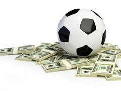 Money reason why you should become a footballer