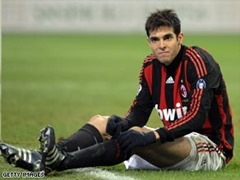 Spinal Fracture facts about Kaka