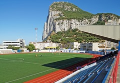 Victoria Stadium (Gibraltar) amazing football stadium