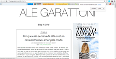 It Girls Most Prominent Blogs in Brazil In 2014
