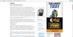 Al-Qaida Popular Blogs Run by Militant Organizations