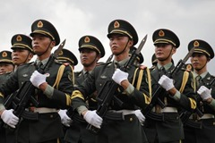 China Most Powerful Armies in the World