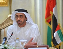 Sheikh Abdullah Bin Zayed Al Nahyan Ten Richest People In Abu Dhabi