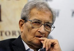 Amartya Sen Most Influential Personalities in India Since 1947