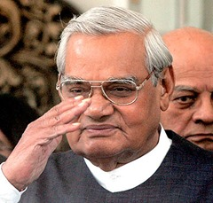 Atal Bihari Vajpayee Most Influential Personalities in India Since 1947