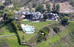 Ozzy Osbourne Richest Hollywood Actors with Big Houses