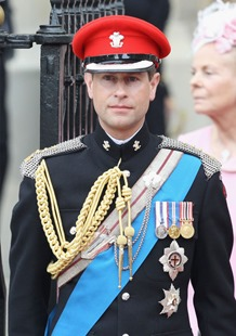 Prince Edward Richest Princes in the World In 2014