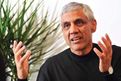 Vinod Khosla Most Influential Personalities in India Since 1947
