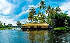 1.kerala backwaters