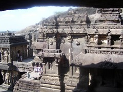 3.ajanta and ellora caves