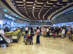 4.Manila Ninoy Aquino International Airport, Philippines