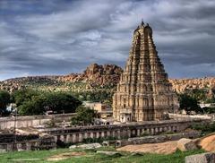 4.virupaksha temple