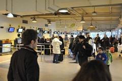 6.Paris Beauvais- Tille International Airport, France