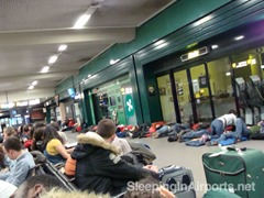 8.Bergamo Orio al Serio international Airport, Italy