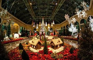 Celebrate Christmas in Las Vegas
