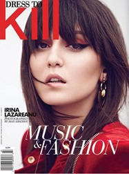 Irina Lazareanu Most Popular Fashion Models In Canada In 2015