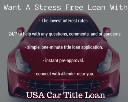USA-Car-Title-Loan