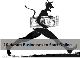 10 Haram Businesses to Start Online