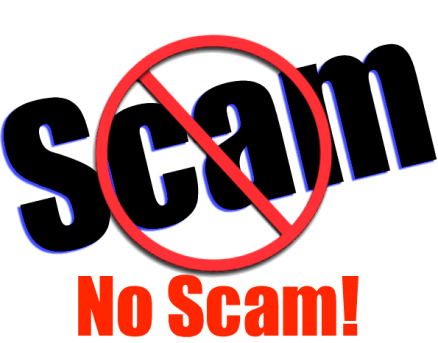 10. blogs promoting scam