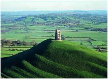 6. glastonbury-tor