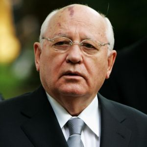 5 Mikhail Gorbachev