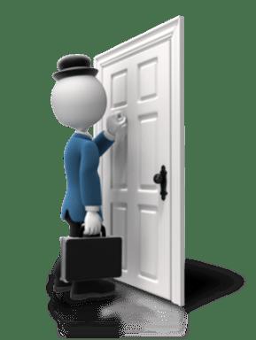 5. door to door services