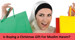 Is Buying a Christmas Gift For Muslim Haram