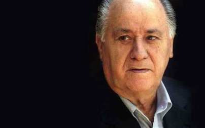 Amancio Ortega the richest billionaire