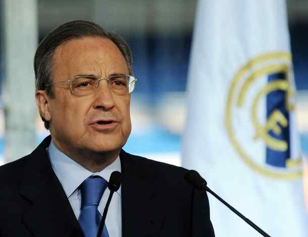 Florentino Perez richest in spain