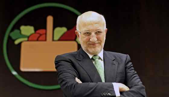 Juan Roig richest in spain