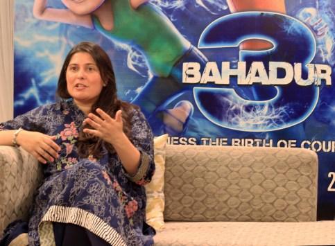 3 bahadur Sharmeen Obaid Chinoy