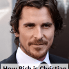 How Rich is Christian Bale In 2016