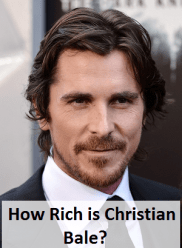 Networth of Cristian Bale