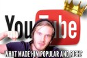 How PewDiePie Became the Most Subscribed Channel of YouTube